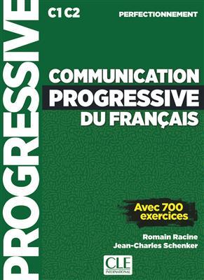 خرید کتاب فرانسه Communication progressive du français - Niveau perfectionnement + CD