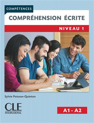 خرید کتاب فرانسه Comprehension ecrite 1 - 2eme edition - Niveau A1/A2