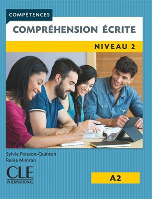 خرید کتاب فرانسه Comprehension ecrite 2 - 2eme edition - Niveau A2
