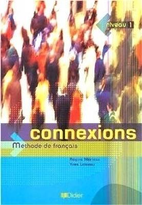 خرید کتاب فرانسه Connexions 1 - Livre élève + Cahier + CD
