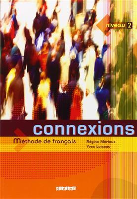 خرید کتاب فرانسه Connexions 2 - Livre élève + Cahier + CD