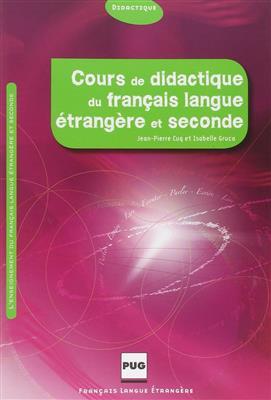 خرید کتاب فرانسه Cours de didactique du francais langue etrangere et seconde