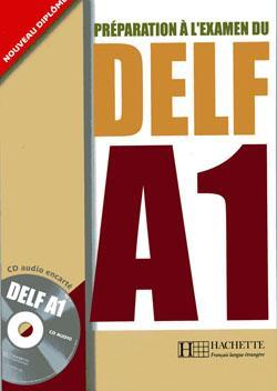 خرید کتاب فرانسه DELF A1 + CD audio