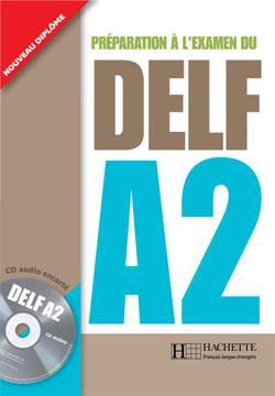 خرید کتاب فرانسه DELF A2 + CD audio