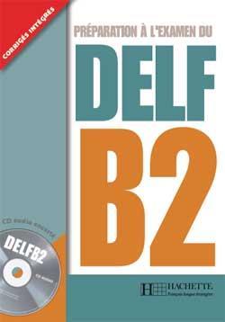 خرید کتاب فرانسه DELF B2 + CD audio