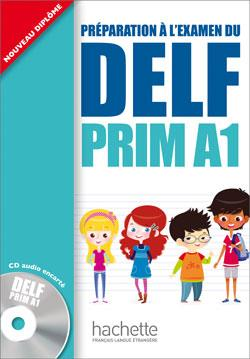 خرید کتاب فرانسه DELF PRIM A1 + CD audio