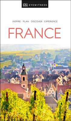 خرید کتاب فرانسه DK Eyewitness Travel Guide France راهنمای سفر به فرانسه