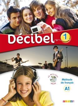 خرید کتاب فرانسه Decibel 1 niv.A1 - Guide pedagogique