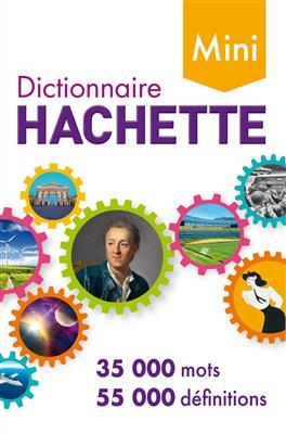 خرید کتاب فرانسه Dictionnaire Hachette de la Langue Francaise Mini