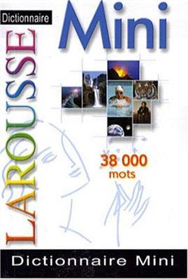 خرید کتاب فرانسه Dictionnaire Mini Larousse