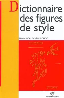 خرید کتاب فرانسه Dictionnaire des figures de style