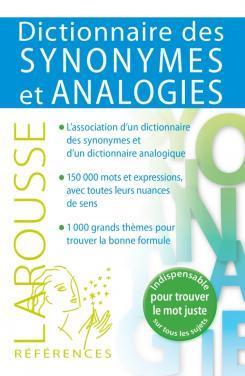 خرید کتاب فرانسه Dictionnaire des synonymes et analogies