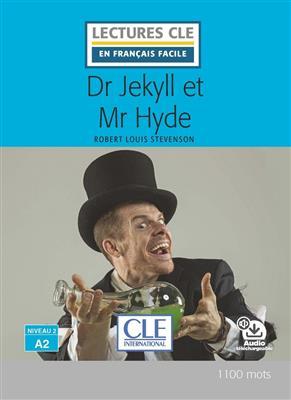 خرید کتاب فرانسه Dr Jekyll et Mr Hyde - Niveau 2/A2