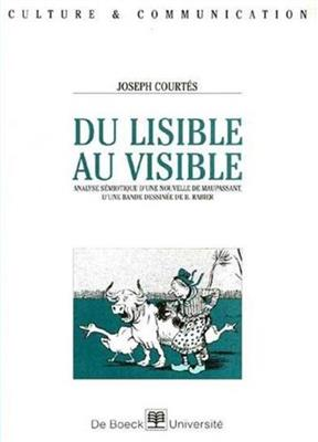 خرید کتاب فرانسه Du lisible au visible