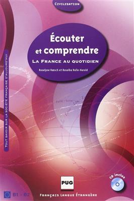 خرید کتاب فرانسه ECOUTER ET COMPRENDRE La France au quotidien (CD inclus)