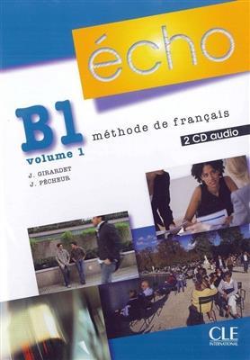 خرید کتاب فرانسه Echo Niveau B1.1