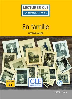 خرید کتاب فرانسه En famille - Niveau 1/A1 + CD - 2eme edition
