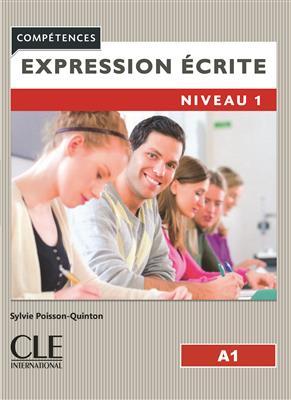خرید کتاب فرانسه Expression ecrite 1 - Niveau A1 - 2eme edition