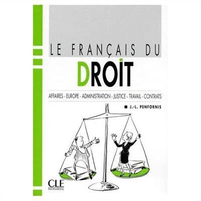 خرید کتاب فرانسه Francais du droit