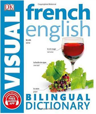 خرید کتاب فرانسه French English Bilingual Visual Dictionary