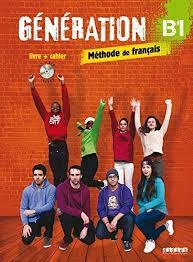 خرید کتاب فرانسه Generation 3 niv. B1 - Livre + Cahier + CD mp3 + DVD