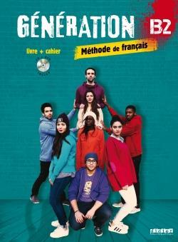 خرید کتاب فرانسه Génération 4 niv. B2 - Guide pédagogique