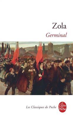 خرید کتاب فرانسه Germinal