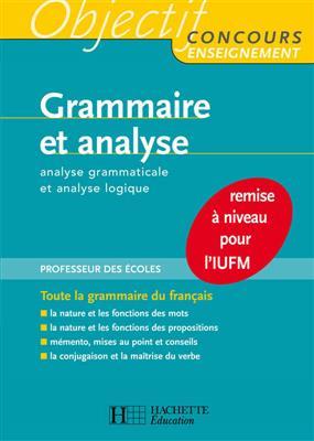 خرید کتاب فرانسه Grammaire et analyse