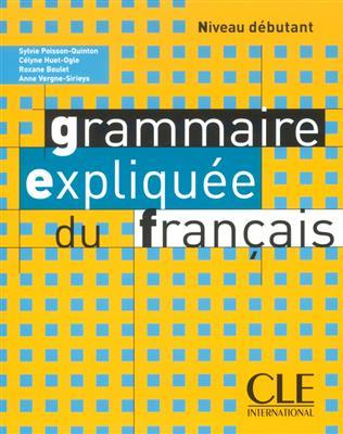 خرید کتاب فرانسه Grammaire expliquee - debutant