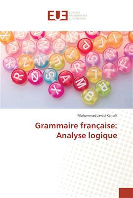 خرید کتاب فرانسه Grammaire française : Analyse logique