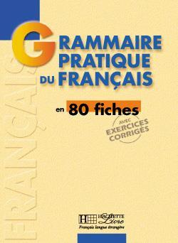 خرید کتاب فرانسه Grammaire pratique du français 80 fiches
