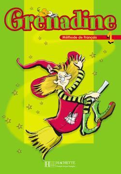 خرید کتاب فرانسه Grenadine 1 + Cahier + CD