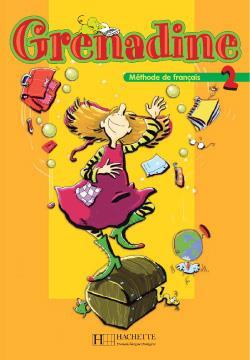 خرید کتاب فرانسه Grenadine 2 + Cahier + CD