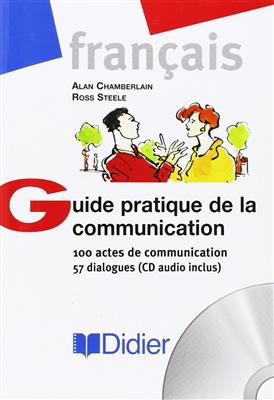 خرید کتاب فرانسه Guide pratique de la communication français