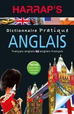 خرید کتاب فرانسه Harrap's Dictionnaire Pratique anglais-francais/francais-anglais