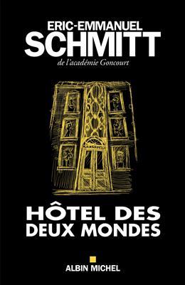 خرید کتاب فرانسه Hôtel des deux mondes