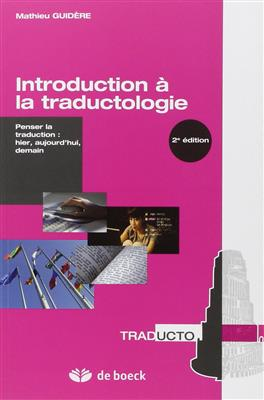 خرید کتاب فرانسه Introduction a la traductologie 2nd edition