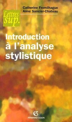 خرید کتاب فرانسه Introduction a l'analyse stylistique