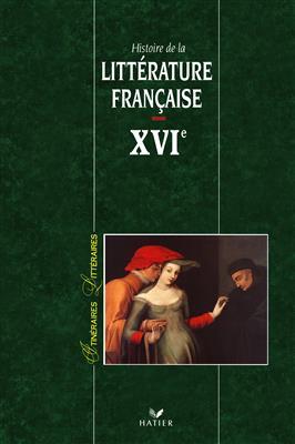 خرید کتاب فرانسه Itineraires Litteraires - Histoire De La Litterature Francaise XVI