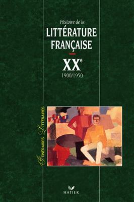 خرید کتاب فرانسه Itineraires litteraires : Histoire de la litterature française XX 1900-1950