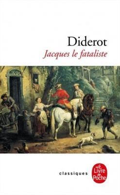 خرید کتاب فرانسه JACQUES LE FATALISTE ET SON MAÎTRE ژاک قضا و قدری و اربابش