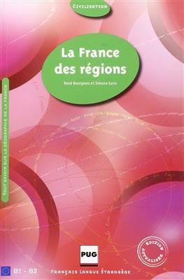 خرید کتاب فرانسه LA FRANCE DES REGIONS