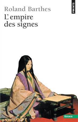 خرید کتاب فرانسه L'Empire des signes