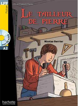 خرید کتاب فرانسه LFF A2 : Le tailleur de Pierre