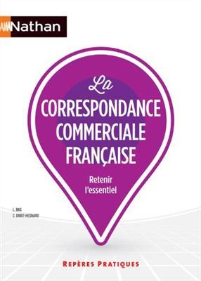 خرید کتاب فرانسه La Correspondance Commerciale Francaise