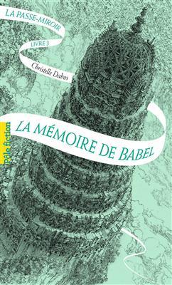 خرید کتاب فرانسه La Passe-miroir - Tome 3 : La mémoire de Babel