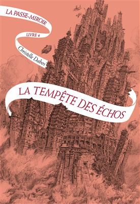 خرید کتاب فرانسه La Passe-miroir - Tome 4 : La Tempête des échos