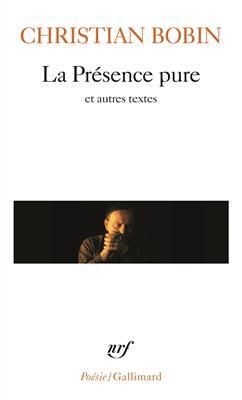 خرید کتاب فرانسه La Presence Pure et autres textes