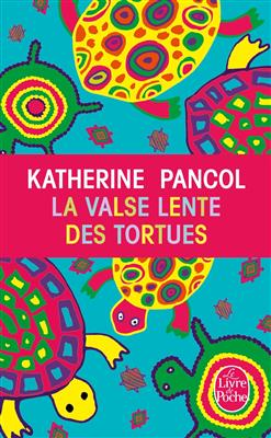 خرید کتاب فرانسه La Valse lente des tortues