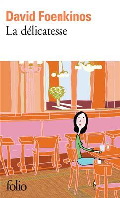 خرید کتاب فرانسه La delicatesse